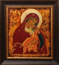 """Выставка «Торжество Православия» - более 100 икон в галерее """"Соборная"""". 49"""