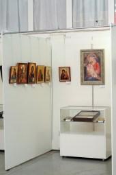"""Выставка «Торжество Православия» - более 100 икон в галерее """"Соборная"""". 58"""