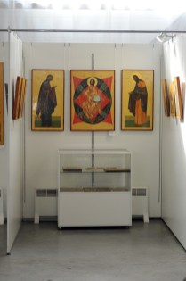 """Выставка «Торжество Православия» - более 100 икон в галерее """"Соборная"""". 61"""