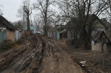 Дороги в с. Заворичи вполне могут быть олимпийскими объектами ралли типа Заворочи-Мокрець.