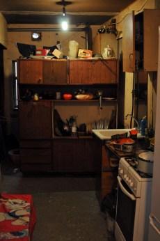 Кухня в семье Алины