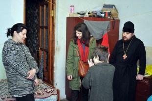 В семье Алины Александра Гавриш и о.Александр Журавлев интересуются потребностями Алексея