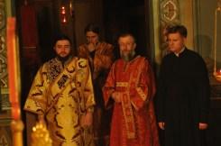 Фото репортаж со Свято-Троицкого Ионинского монастыря г.Киев со Светлого Праздника Воскресения Христова. 229