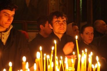 Фото репортаж со Свято-Троицкого Ионинского монастыря г.Киев со Светлого Праздника Воскресения Христова. 233