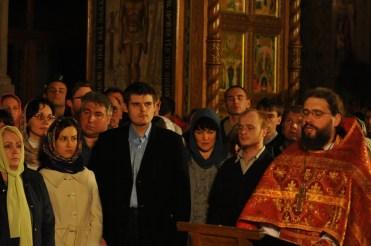 Фото репортаж со Свято-Троицкого Ионинского монастыря г.Киев со Светлого Праздника Воскресения Христова. 245
