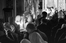 Фото репортаж со Свято-Троицкого Ионинского монастыря г.Киев со Светлого Праздника Воскресения Христова. 251