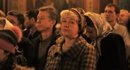 Фото репортаж со Свято-Троицкого Ионинского монастыря г.Киев со Светлого Праздника Воскресения Христова. 254