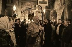 Фото репортаж со Свято-Троицкого Ионинского монастыря г.Киев со Светлого Праздника Воскресения Христова. 259