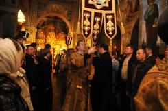 Фото репортаж со Свято-Троицкого Ионинского монастыря г.Киев со Светлого Праздника Воскресения Христова. 260