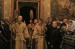 Фото репортаж со Свято-Троицкого Ионинского монастыря г.Киев со Светлого Праздника Воскресения Христова. 263