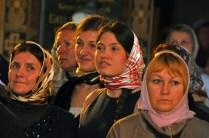 Фото репортаж со Свято-Троицкого Ионинского монастыря г.Киев со Светлого Праздника Воскресения Христова. 159