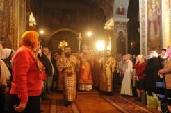 Фото репортаж со Свято-Троицкого Ионинского монастыря г.Киев со Светлого Праздника Воскресения Христова. 166