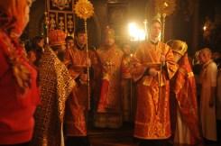 Фото репортаж со Свято-Троицкого Ионинского монастыря г.Киев со Светлого Праздника Воскресения Христова. 151