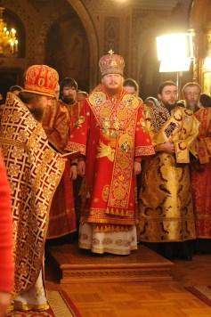 Фото репортаж со Свято-Троицкого Ионинского монастыря г.Киев со Светлого Праздника Воскресения Христова. 155