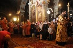 Фото репортаж со Свято-Троицкого Ионинского монастыря г.Киев со Светлого Праздника Воскресения Христова. 145
