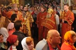 Фото репортаж со Свято-Троицкого Ионинского монастыря г.Киев со Светлого Праздника Воскресения Христова. 148