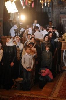 Фото репортаж со Свято-Троицкого Ионинского монастыря г.Киев со Светлого Праздника Воскресения Христова. 139