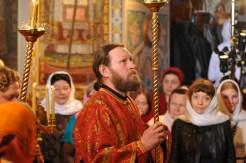 Фото репортаж со Свято-Троицкого Ионинского монастыря г.Киев со Светлого Праздника Воскресения Христова. 127
