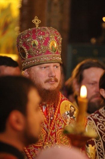 Фото репортаж со Свято-Троицкого Ионинского монастыря г.Киев со Светлого Праздника Воскресения Христова. 121