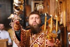 Фото репортаж со Свято-Троицкого Ионинского монастыря г.Киев со Светлого Праздника Воскресения Христова. 108