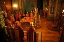 Фото репортаж со Свято-Троицкого Ионинского монастыря г.Киев со Светлого Праздника Воскресения Христова. 111