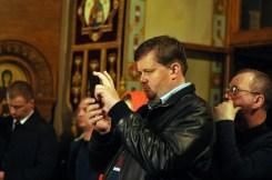 Фото репортаж со Свято-Троицкого Ионинского монастыря г.Киев со Светлого Праздника Воскресения Христова. 194