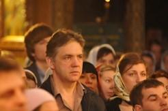 Фото репортаж со Свято-Троицкого Ионинского монастыря г.Киев со Светлого Праздника Воскресения Христова. 169