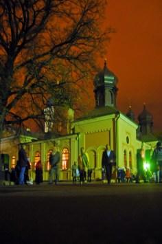 Фото репортаж со Свято-Троицкого Ионинского монастыря г.Киев со Светлого Праздника Воскресения Христова. 172