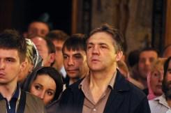 Фото репортаж со Свято-Троицкого Ионинского монастыря г.Киев со Светлого Праздника Воскресения Христова. 176