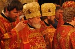 Фото репортаж со Свято-Троицкого Ионинского монастыря г.Киев со Светлого Праздника Воскресения Христова. 186
