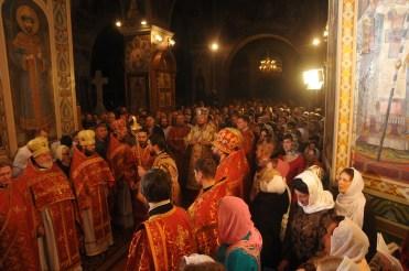 Фото репортаж со Свято-Троицкого Ионинского монастыря г.Киев со Светлого Праздника Воскресения Христова. 3