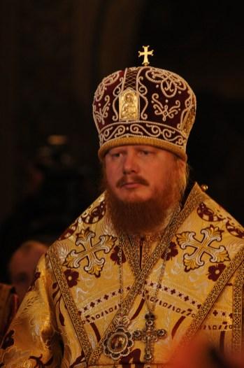 Фото репортаж со Свято-Троицкого Ионинского монастыря г.Киев со Светлого Праздника Воскресения Христова. 8