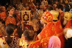 Фото репортаж со Свято-Троицкого Ионинского монастыря г.Киев со Светлого Праздника Воскресения Христова. 78
