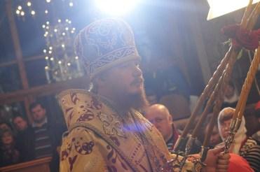 Фото репортаж со Свято-Троицкого Ионинского монастыря г.Киев со Светлого Праздника Воскресения Христова. 81