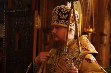 Фото репортаж со Свято-Троицкого Ионинского монастыря г.Киев со Светлого Праздника Воскресения Христова. 83