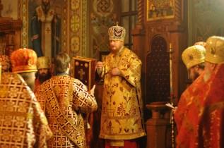 Фото репортаж со Свято-Троицкого Ионинского монастыря г.Киев со Светлого Праздника Воскресения Христова. 92