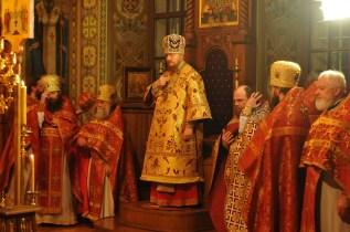 Фото репортаж со Свято-Троицкого Ионинского монастыря г.Киев со Светлого Праздника Воскресения Христова. 93