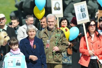Праздник День Победы. Киев. 9 мая 2014 Фото репортаж. 66