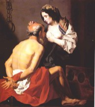 Caritas Romana («милосердие по-римски») Сюжет и картины великих 33