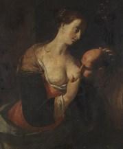 Caritas Romana («милосердие по-римски») Сюжет и картины великих 36