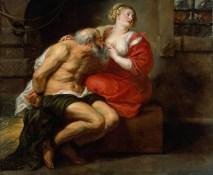 Caritas Romana («милосердие по-римски») Сюжет и картины великих 3