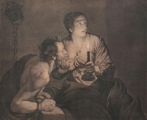 Caritas Romana («милосердие по-римски») Сюжет и картины великих 37