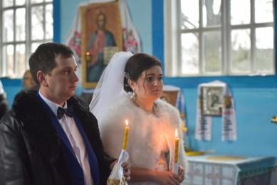 По дороге на Чернобыль - А жизнь продолжается! Сельская свадьба. Фото зарисовки. 57