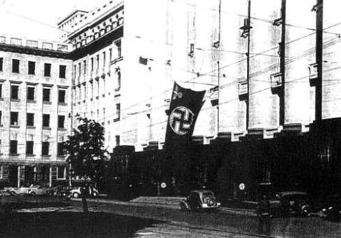 Один день из жизни обычной немецкой девушки в Киеве в 1942 году. Уникальные фото 2