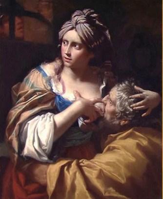 Caritas Romana («милосердие по-римски») Сюжет и картины великих 18