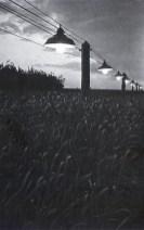 Знаменитый фотограф. «Была коптилка да свеча — теперь лампа Ильича». 95 лет назад. 81
