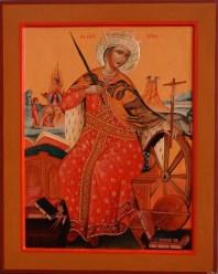 Завтра праздник св. Екатерины. Житие и страдание святой великомученицы Екатерины Александрийской. Иконы большого размера 14