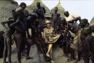 Беги Вася, беги! Размышления на тему как жить дальше... Лени Рифеншталь - любимый режиссёр и любимая женщина Адольфа Гитлера 13