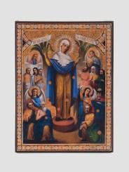 orthodox icon 0132