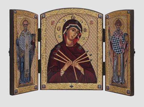 orthodox icon 0187